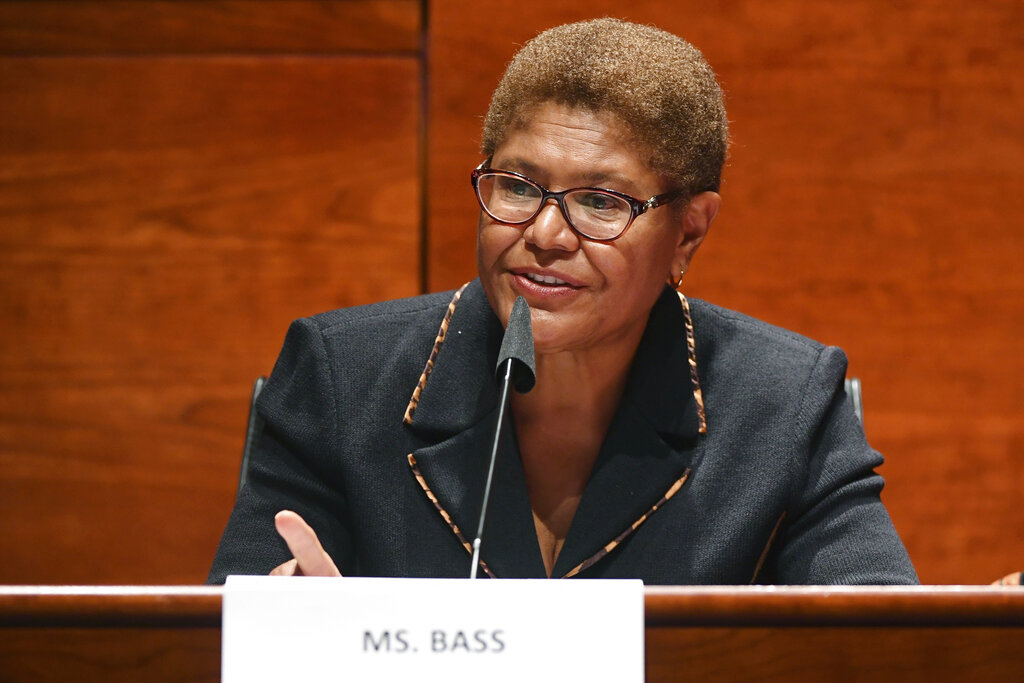 Report: Potential VP pick Karen Bass has ties to Cuban socialist organization, leaders of Communist Party USA -  #OANN