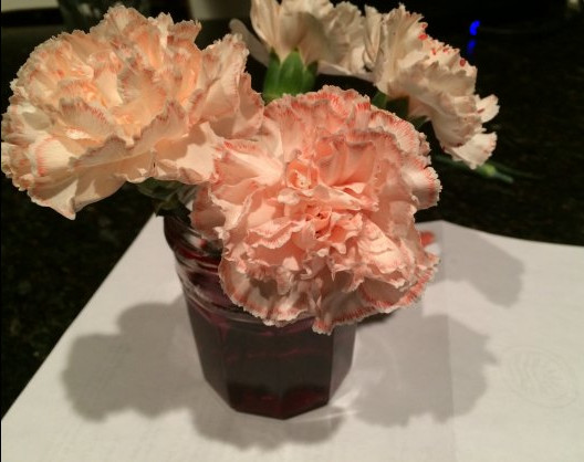 Turn ordinary white flowers into any color with capillary action! Capillary action is the property of water and other liquids to flow through small spaces without the aid of, and often even in opposition to, external forces like gravity.