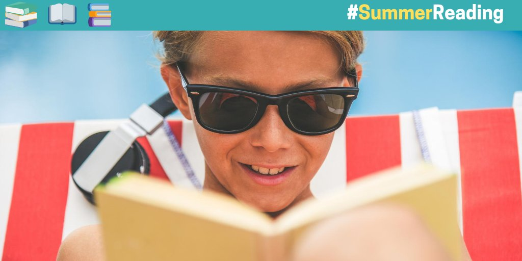 Looking for poolside #SummerReading suggestions? Check out this list of great books for every age from @wearealsc:  @ALALibrary