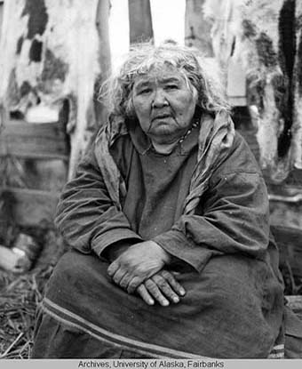 Sinrock Mary, the Reindeer Queen, was a headstrong businesswoman and interpreter for expeditions along the northern #Alaska coast and Russia. At one point, her reindeer herd made her the richest woman on the Seward Peninsula. #womenshistory #BeyondThe19th
