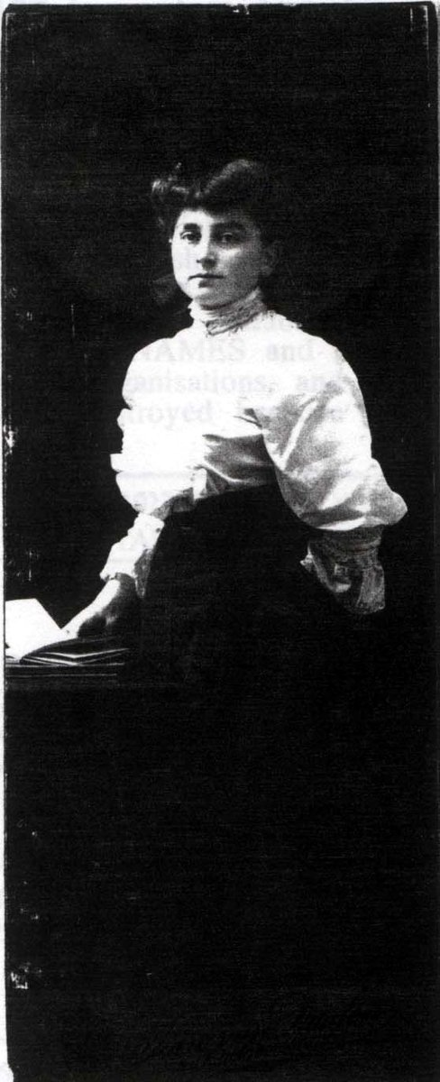 10 August 1888 | German Jewish woman Fanny Wertheimer was born in Oberdorf.   She was deported to #Auschwitz. She did not survive.
