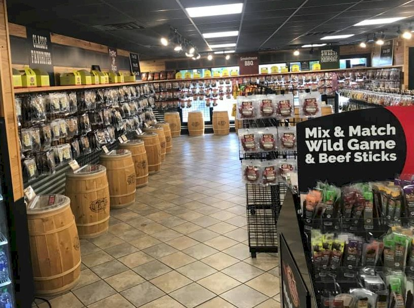 Congrats, Welcome Beef Jerky Outlet #BeckleyWV, finally! TY for inviting us to ur BIG day of Grand Opening ur Outlet store 2004 Harper Rd. excited to check out, sample over 100 varieties of jerky, popcorns, canned goods, pickled items, hot sauces, BBQ sauces here Raleigh County
