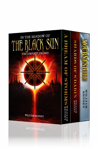IN THE SHADOW OF THE BLACK SUN (the Complete Trilogy Kindle Edition) - Step into a world of Elves, Trolls and mysterious winged Talon.   @WilliamJKenney #Epic #Fantasy #Horror #WilliamKenney