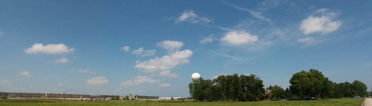 NWSIndianapolis: Thru 4 PM EDT, select primary Indiana weather observing sites today reported high temps of 87-91°, lows 70-72°, peak winds 18-21 mph from the SE-S (xcpt NNE at Eagle Creek), and up to 1.41