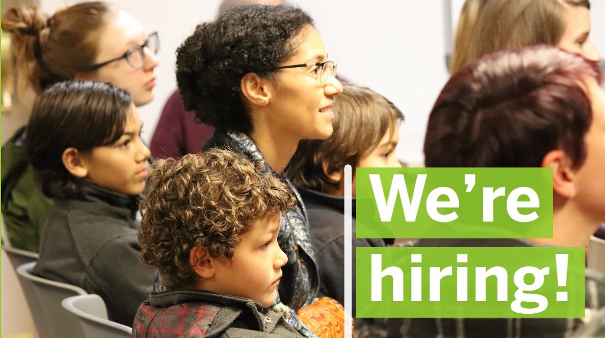 We're #hiring! We're currently searching for a #fulltime Information Services Manager, Library Manager, Administrative Assistant, and Public Services Assistant!   For more information about the opportunities and to #apply, visit !