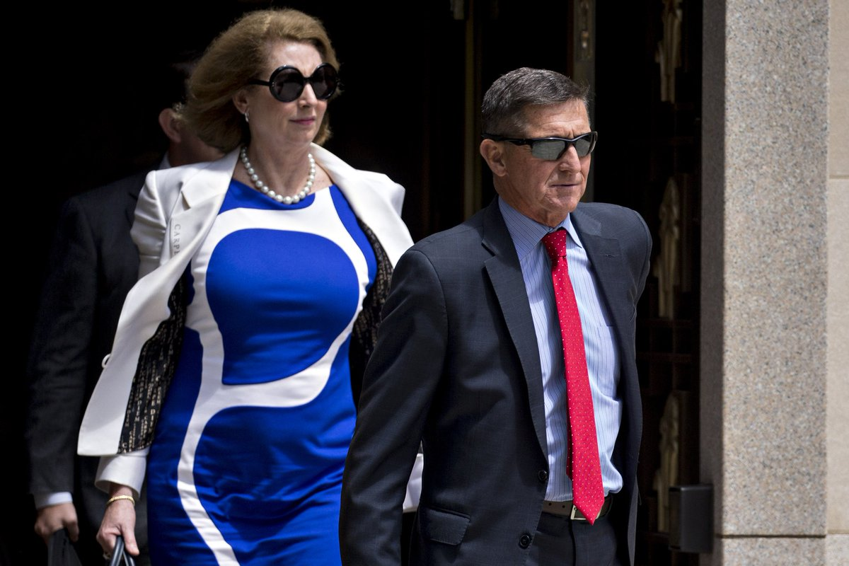 BIG day tomorrow for @SidneyPowell1 and @GenFlynn. Keep them in your thoughts and prayers as well as the whole Flynn family. May TRUTH and JUSTICE prevail! 🇺🇸