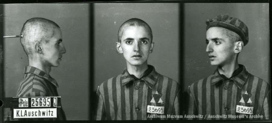 11 August 1923 | Czech Jew Harry Kars Rager was born in Unhošť. A shoemaker.  In #Auschwitz from 27 February 1942. No. 25695 Date of death: 18 March 1942.
