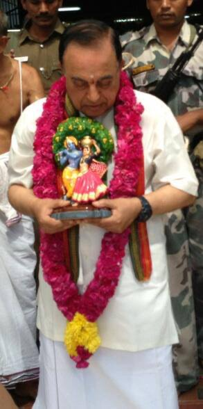 Happy #janmastami @Swamy39  @jagdishshetty @vhsindia  #SubramanianSwamy #janmashtami2020