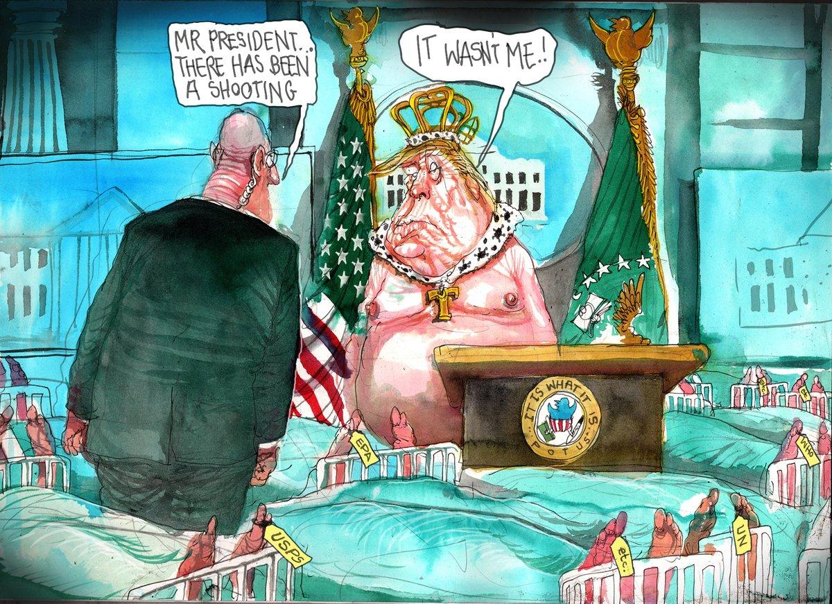 it wasn't me @FinancialReview #trump #COVID__19