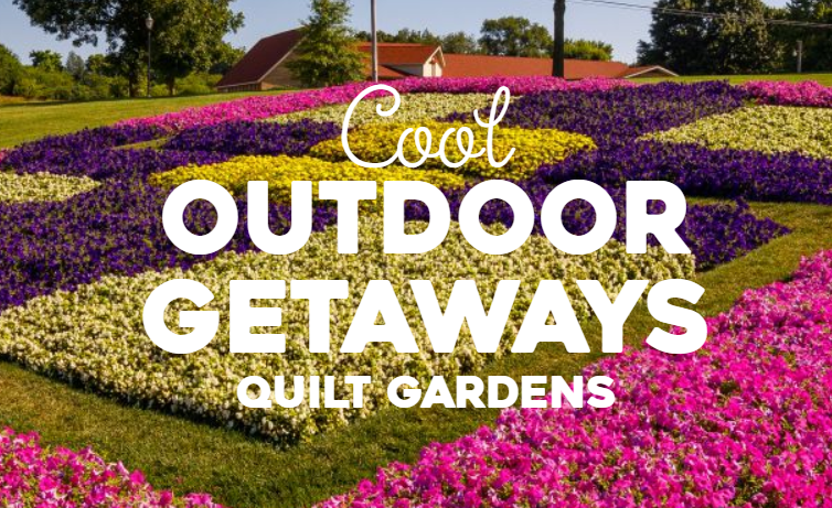 Gather your family & friends and enjoy a safe, outdoor getaway that won't blow your budget!  #INElkhartCo #IndianasCoolNorth #MaskUpHoosiers