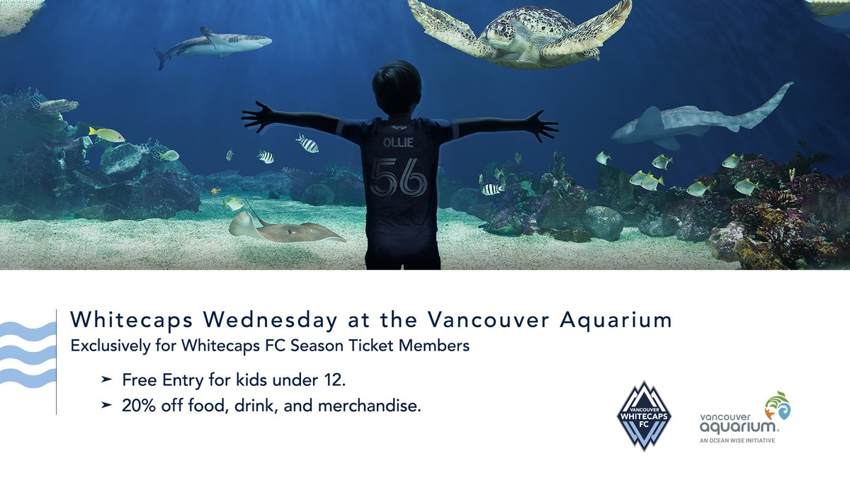 You know what tomorrow is... 🌊👀  Season Ticket Members: check your email 📧  #VWFC #ItTakesAVillage | @vanaqua