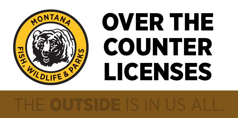 Over the counter licenses and wolf licenses are now on sale, visit . Check the regs where you hunt to see what your over the counter options are. Please check the wolf regs for license pricing changes.