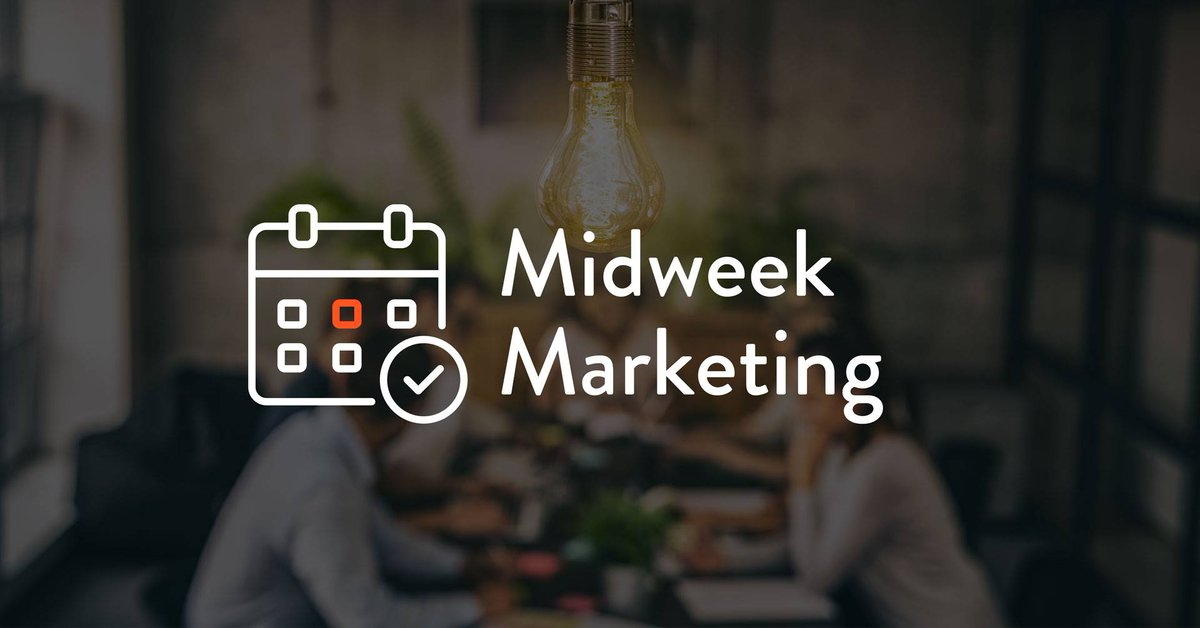 Don't forget to join The MEWS+ today at 12 PM for our Midweek Marketing Workshop on How to Measure Your Marketing! In part two of our webinar, we'll dive into the ways to find the data you need to measure your marketing effectiveness.   Register Here: