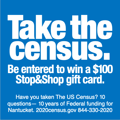 Census takers start knocking on🚪today. Is your🏡one that hasn't taken the US Census?Meet with a Census taker OR get counted on your own right now and be entered for the final drawing for a $100 Stop & Shop gift card! Here's how: Take the Census at  where
