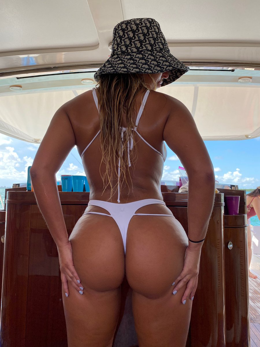 Some cheeks to brighten up your day