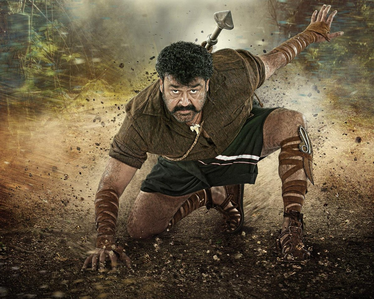 After Hitting A Whopping 71M+ Views In #Youtube With Hindi Dub #SherKaShikar And Huge TRP In Tollywood With #Manyampuli,  #Pulimurugan Is All Set To Hunt Down Some TRP Records In Sandalwood Kannada Dubbing Version World Television Premiere Soon @StarSuvarna   #Mohanlal @Mohanlal