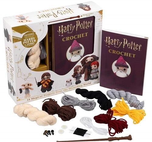 Harry Potter Crochet Kit $13.92