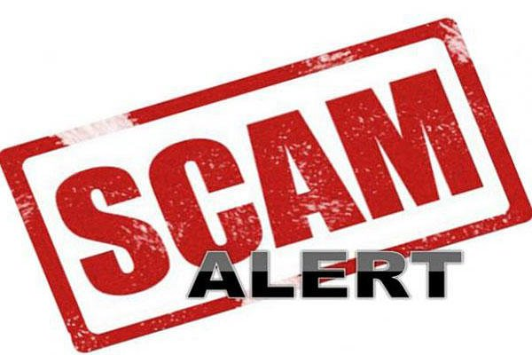 Possible Social Security scam reported: