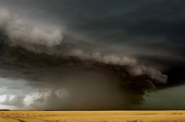 What is a derecho?  Take a look at this article from our Credo Research page.