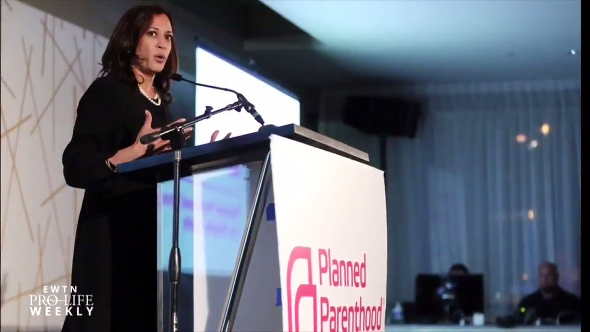 During her time as California Attorney General, Kamala Harris ordered a raid on David Daleiden's home after his undercover Planned Parenthood investigation. Her Senate campaign was receiving @PPFA donations at the time. @daviddaleiden shares more here: