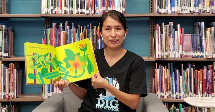 Just a reminder, the Madera County Library offers virtual story time every Wednesday and Thursday at 11:00 AM. If you would like to join in please contact Yvette Herrera at (559) 675-7871 for additional information.