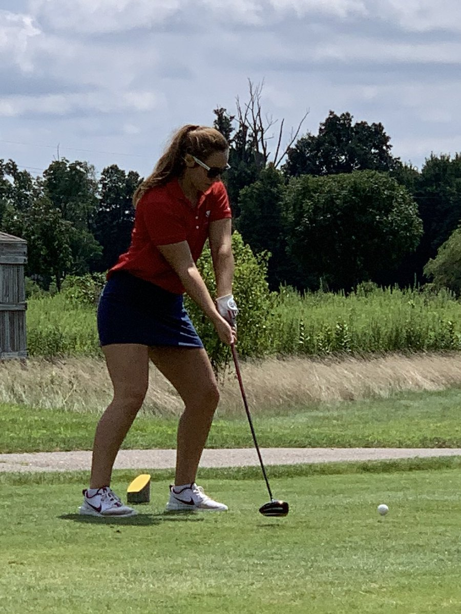 RT @chiphare: Kenzie Anderson had a great outing today for the lady Indians shooting a career low 47. #WeArePiqua