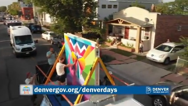 Denver Days 2020 is all wrapped up and it was great. Check out the highlights reel! 💛 to everyone who joined in while keeping up social distancing measures! We're already looking forward to next year's celebration! Thanks: @SoGnarOFFICIAL @DenverPolice @Denver_Fire @HRCPDenver