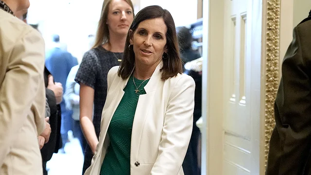 "McSally: If DC and Puerto Rico become states GOP will ""never get the Senate back again"""