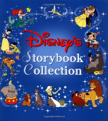 Jody from Turner recommends Disney's Storybook Collection. This has a lot of the old Disney stories all together in one book. It will be great for the younger kids. Place it on hold for curbside pickup on our website.