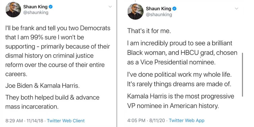Life comes at you fast