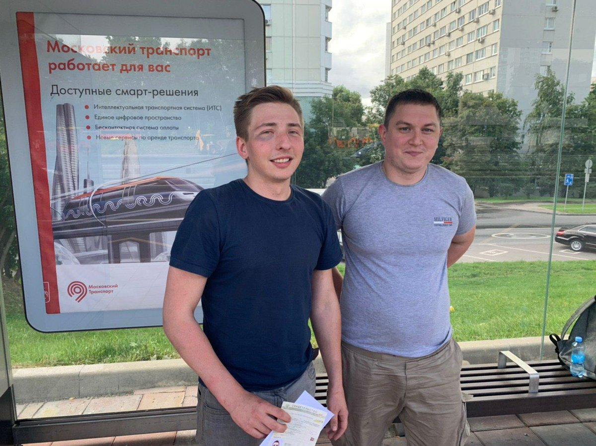 Игорь Рогов и Максим Солопов освобождены. Артема Важенкова продолжают удерживать в заложниках. Свободу всем политзаключенным!