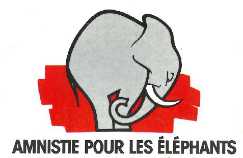 """🧐🐘 Le saviez-vous ? Aujourd'hui est la #journéemondiale des #éléphants ! Retour sur notre campagne """"Amnistie pour les éléphants ! """" et sur le combat qu'il reste à mener. #protection #animaux #biodiversité #nature  A lire 👉"""