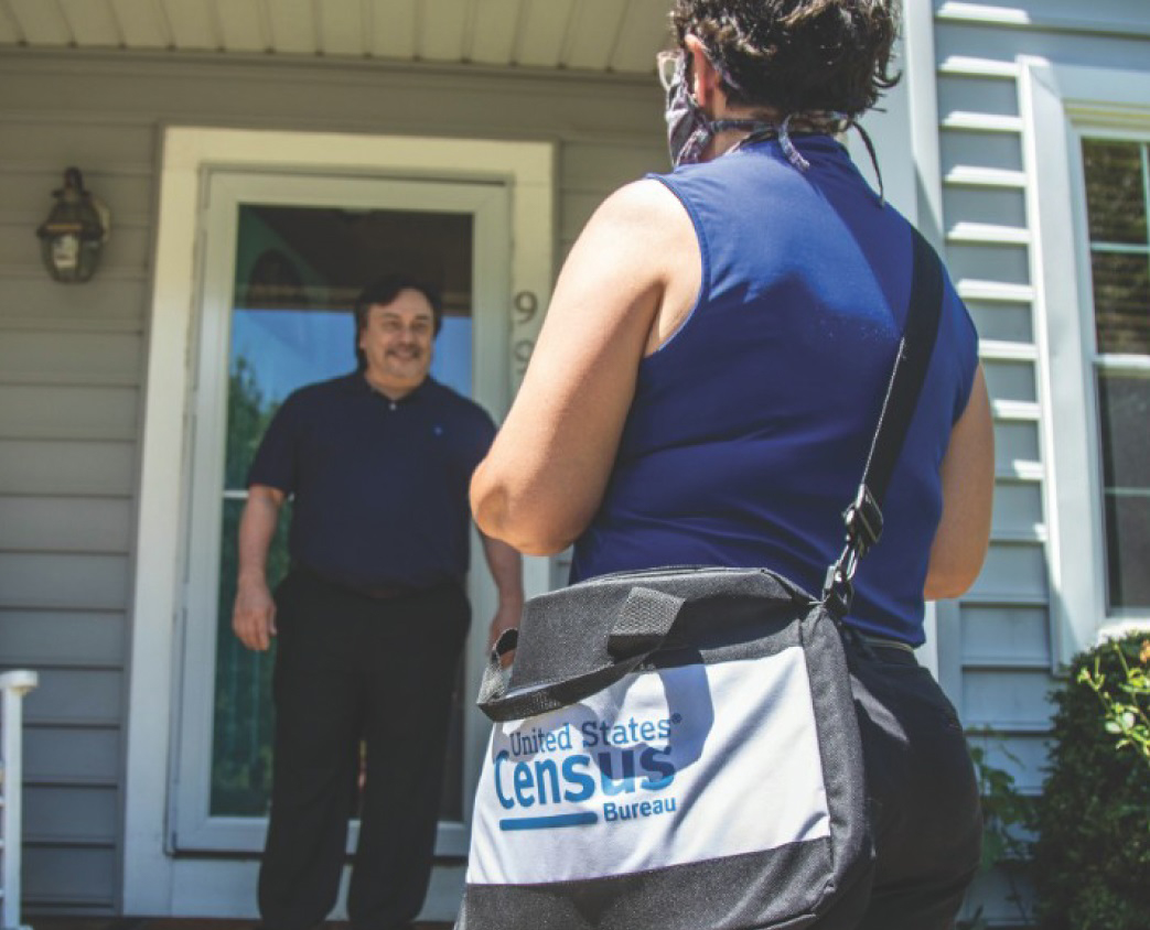 If you haven't responded to the #2020Census yet, census takers are going to be stopping by your home soon! There is still time to respond to the census on your own: Online - at  or by phone – call 844-330-2020.