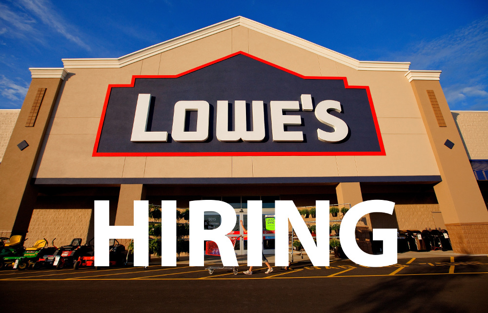 Lowe's Home Improvement provides job opportunities and career options for thousands of people all over the country. Join their team in Cromwell and be committed to helping homeowners, renters and pros improve their homes and businesses.   Job openings: .