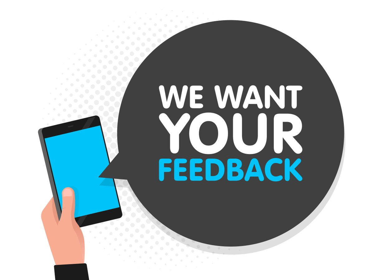 Now is your chance to tell us what you liked and didn't like about Summer Reading 2020!  Check out the survey: