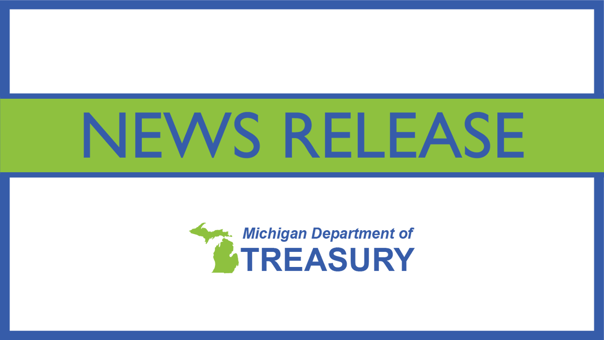 NEWS RELEASE: Treasury: MiABLE Account Holders Increase by More Than 60% in a Year  #MIGov #MILeg