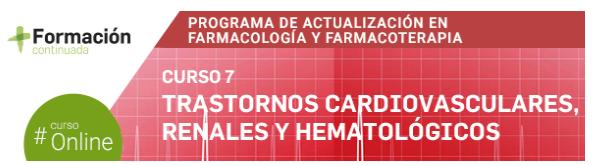 test Twitter Media - ☑Trastorns cardiovasculars, renals i hematològics 📝Nou cicle del Programa d'Actualització en Farmacologia i Farmacoteràpia de @PNFC_CGCOF 📆Termini d'inscripcions el proper 5 d'octubre Per a més información consulta el següent enllaç 👉https://t.co/AKNQmtMZ7b https://t.co/9mo9fZEpxV