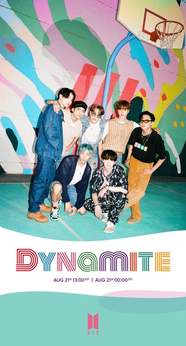 #BTS #방탄소년단 #BTS_Dynamite Group Teaser Photo 1