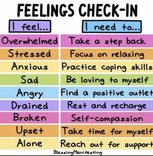 How are you feeling today? #wellbeing #protection #MentalHealthMatters #stress #anxiety #children #youngpeople