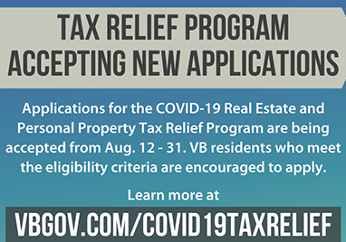 The Dept. of Human Services will begin a 2nd round of applications for the COVID-19 Real Estate & Personal Property Tax Relief Prog. for those impacted by a job loss, reduction in hours, or furloughed on or after March 1. Applications taken thru Aug. 31.