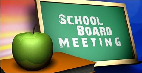 A special school board meeting will be on Thursday, August 13, 7 pm, at the Government Center. You can find the agenda and the link to listen to the meeting live