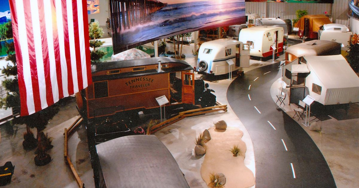 Safecation - Staycation Stay & Save at the RV Hall of Fame & Museum Package  Enjoy a one-night stay at the Tru by Hilton featuring Keyless Entry for Hilton Honors Members and free 24/7 lobby Game Zone. $92 Remember your mask.  #INElkhartCo #MaskUpIndiana