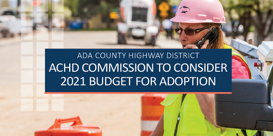 The ACHD Commission will be considering a spending plan of over $130 million for fiscal year 2021 during the August 26th online hearing  This will be live-streamed   Meeting link:   Meeting ID: 244 027 2215  Call-in: 888-475-4499 | 877-853-5257