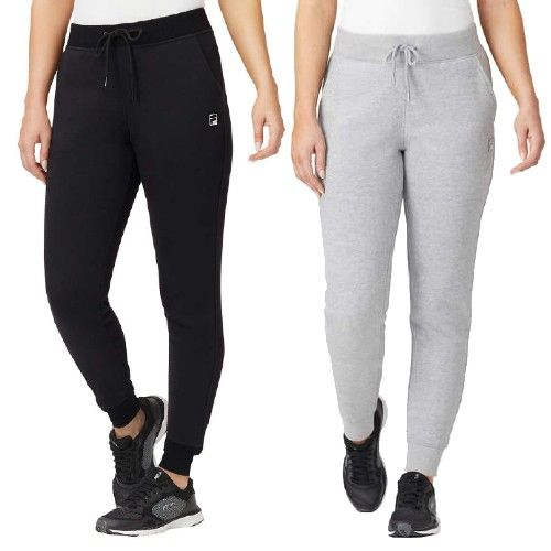 Fila Fleece Joggers (3 Colors)  Just $10.99 + Ships Free!