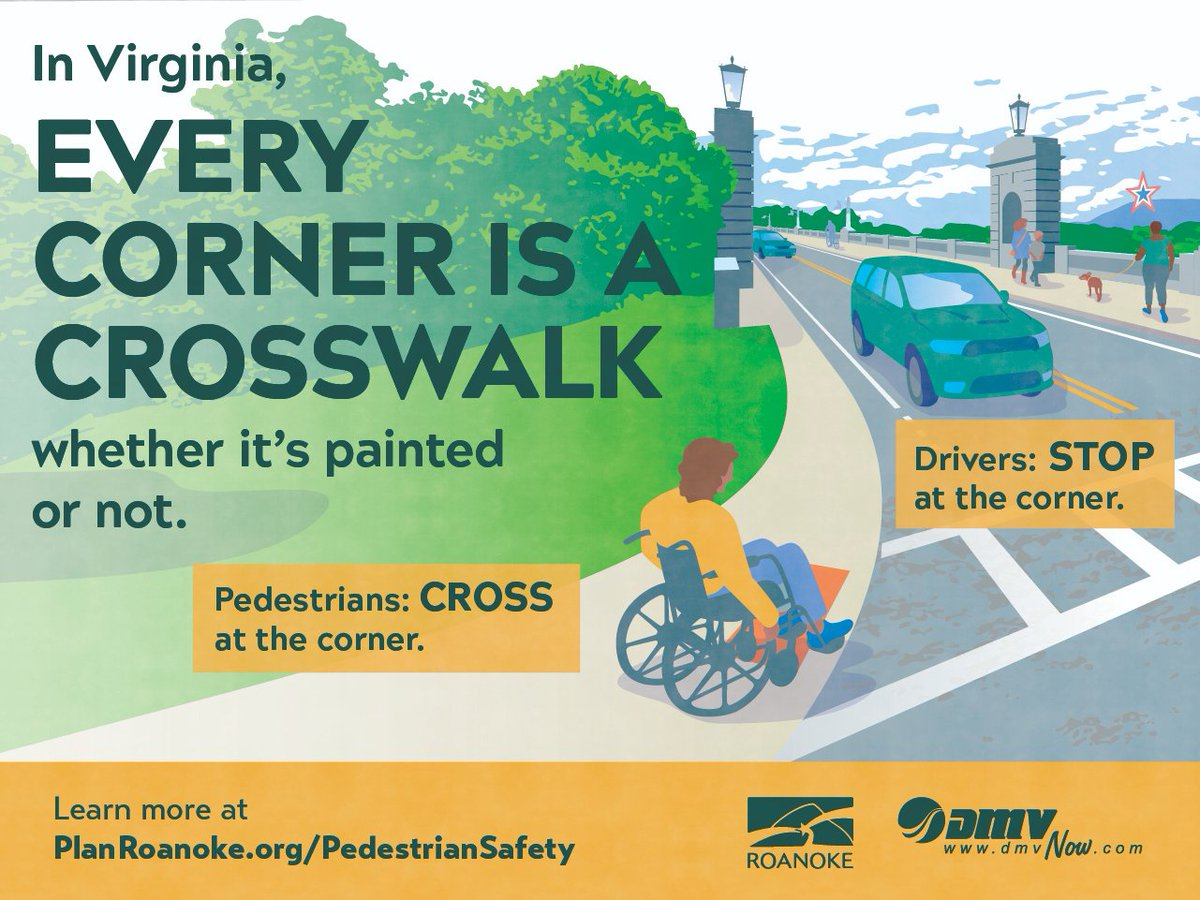 Did you miss the Roanoke Pedestrian Safety kickoff event in July? Not to worry! We have compiled all of the videos from the event at . You can watch videos from local leaders, community members, and more. Share our videos using #RoanokePedestrianSafety