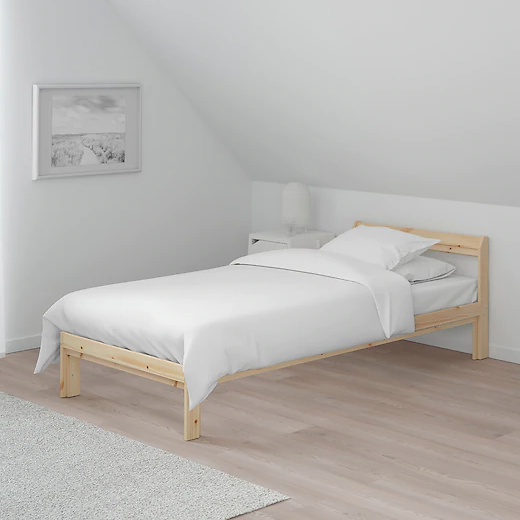 Just $29!  IKEA NEIDEN Twin Bed Frame