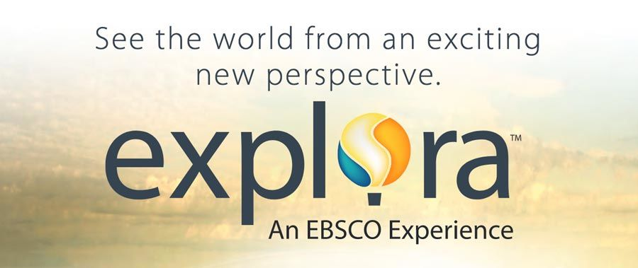 We have the perfect tools to help with upcoming homework and assignments. Learn with Explora™, a research interface designed just for you! Find articles, book chapters, biographies, primary sources, and more!  Click on 'Education' at  to begin.  #BettLib