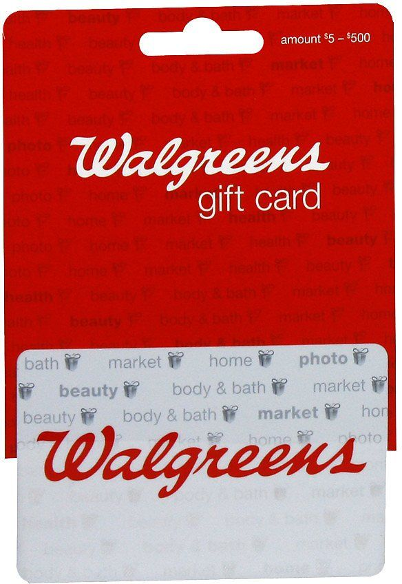 Free $10 Walgreens Gift Card Offer!