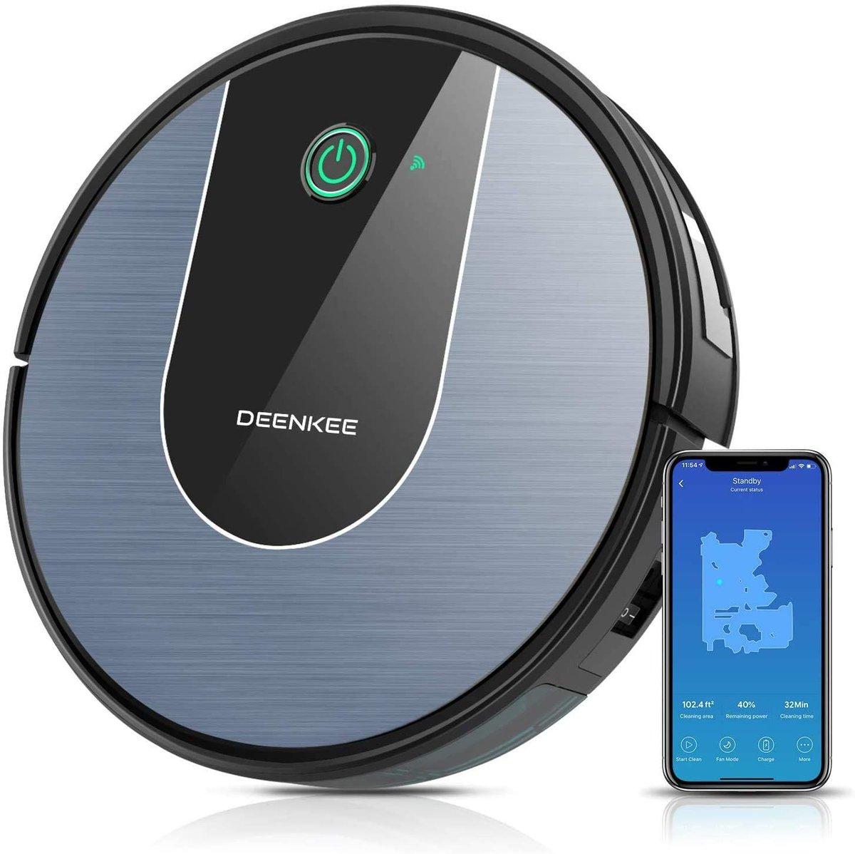 Robot Vacuum Cleaner for $174.99! (retail $249!)  Coupon PLUS use promo code; IFEKZ48K