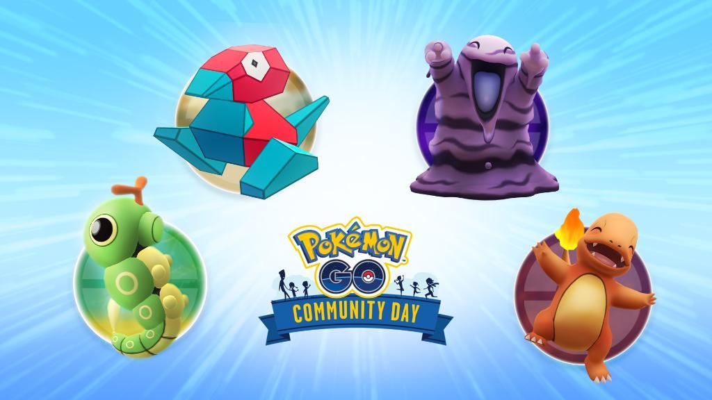 test ツイッターメディア - 9月と10月の「Pokémon GO コミュニティ・デイ」で大量発生するポケモンは、投票で決まります。  ⭐ ヒトカゲ ⭐ キャタピー ⭐ ベトベター ⭐ ポリゴン  詳細は、後日お知らせいたします! #ポケモンGO #PokemonGOCommunityDay https://t.co/0jZeJeNvRr